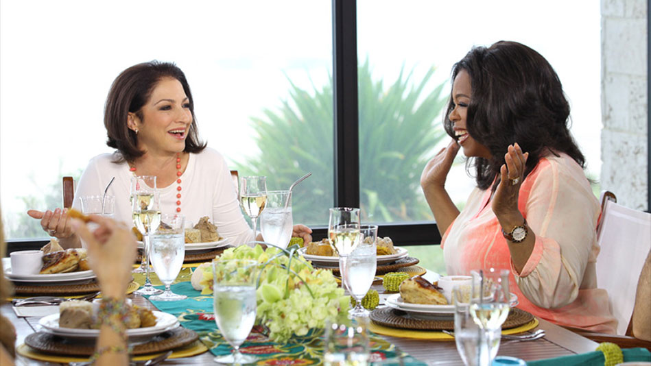 First Look: Gloria Estefan on <i>Oprah's Next Chapter</i>