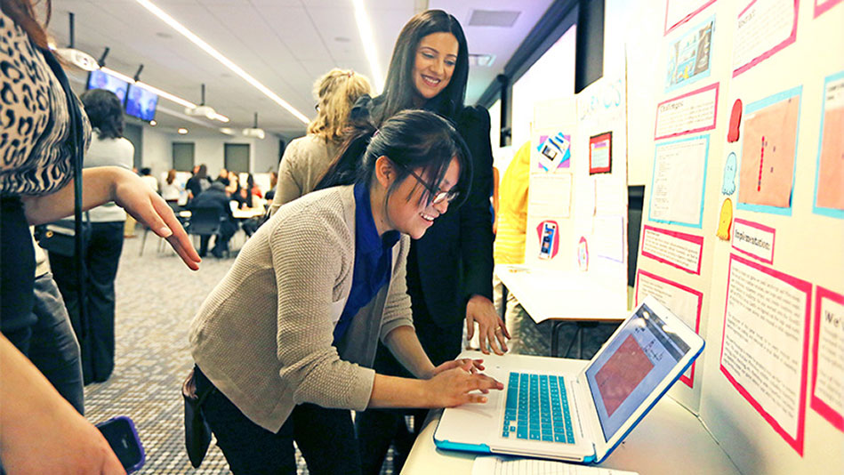How Teaching Girls to Code Is Changing the World