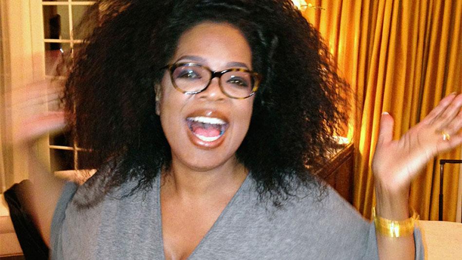 Oprah Winfrey 2013 No Makeup Fine and Flat Hair- Be...