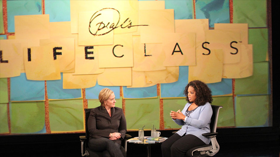 First Look: Oprah and Dr. Brené Brown on Vulnerability and Daring Greatly