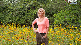 Elizabeth Gilbert, In Full Bloom
