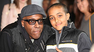 The Day Arsenio Hall's Son Realized His Dad Was Famous