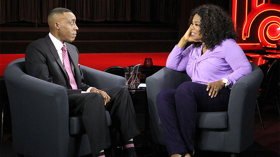 """Arsenio Hall and Oprah Set the Record Straight About Their """"Feud"""""""