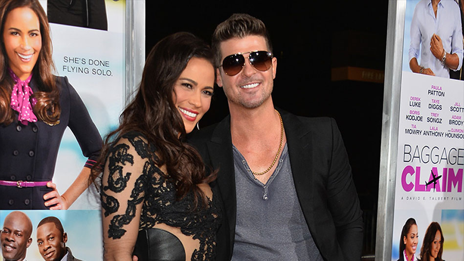 Robin Thicke on His 20 Years With Paula Patton - Video