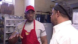 Deleted Scenes: Tim's Kitchen Takeover