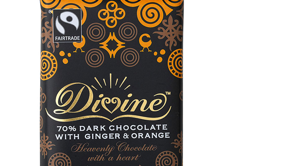 Theo Coconut Curry 45% Milk Chocolate Bar