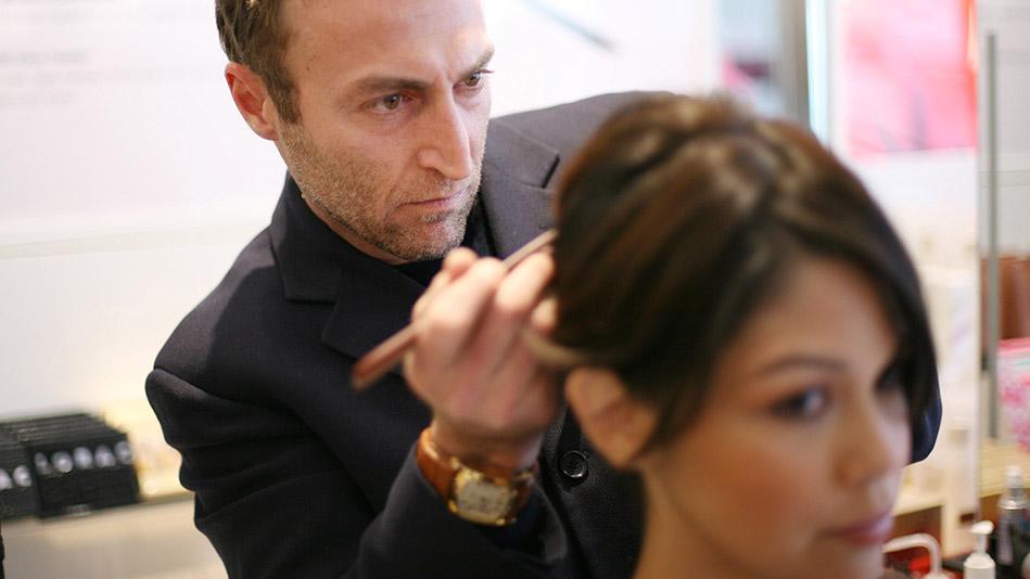 oscar blandi's hair advice