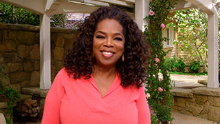 "Read Oprah's Special ""Super Soul Sunday"" Invitation"
