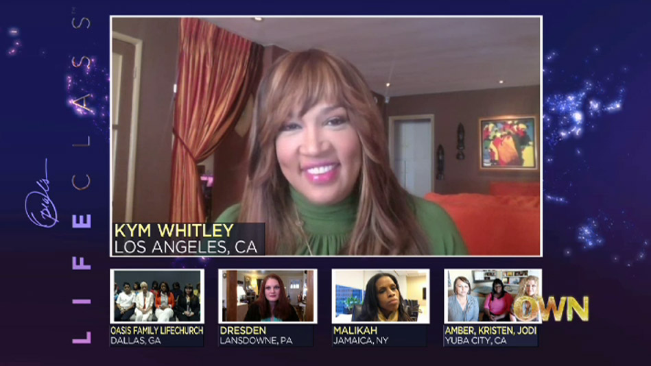 How Comedian Kym Whitley Became a Single Mom - Video