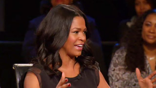 Actress Nia Long's Awkward Dating Moment