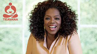 Oprah Announces Teavana Oprah Chai