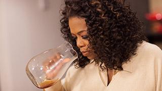 Oprah's Tea Ritual