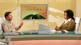 The Question That Inspired Eckhart Tolle to Write <i>A New Earth</i>