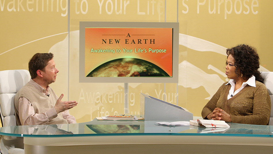 Eckhart Tolle's 2 Ways to Access the Power of Now - Video