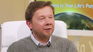 Eckhart Tolle on What Happens to Us When We Die