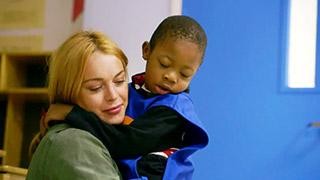 Lindsay Lohan Gives Back Through Community Service