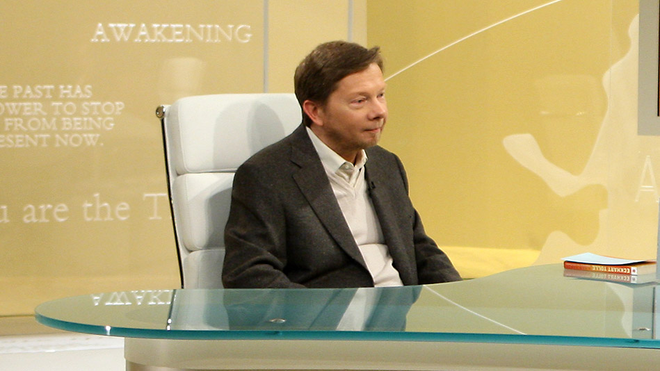 Eckhart Tolle Reveals the True Secret to Success - Video