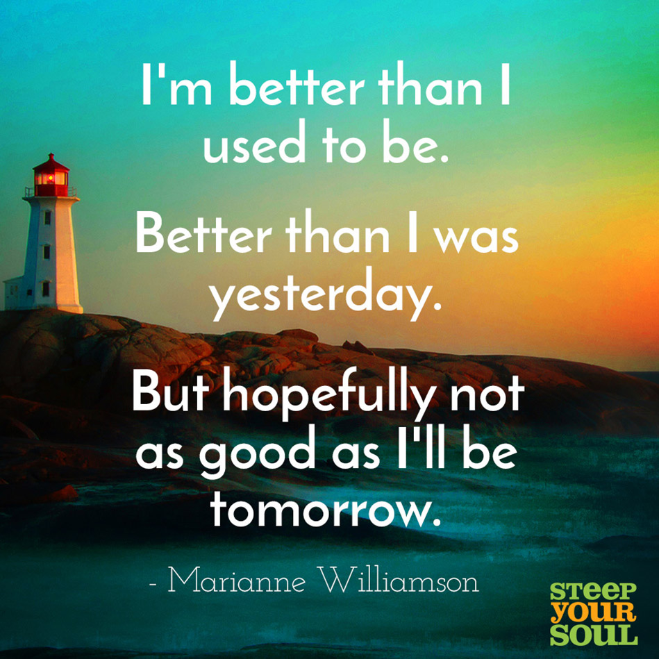 Marianne Williamson Love Quotes 13 Of The Best Life Lessons From Marianne Williamson