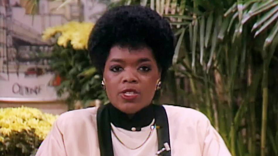 Oprah's Original Audition Tape