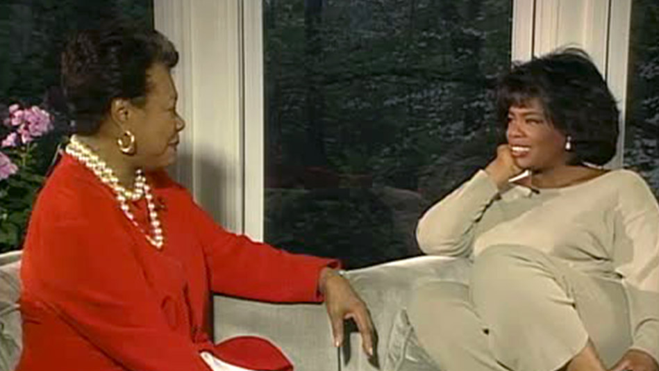 "<i>The Oprah Winfrey Show</i> Full Episode – ""Conversations with Oprah: Maya Angelou"""