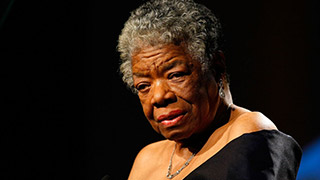 Maya Angelou on How to Write—and How to Live