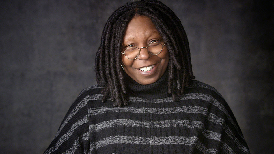 Whoopi Goldberg on <i>Oprah's Master Class</i>