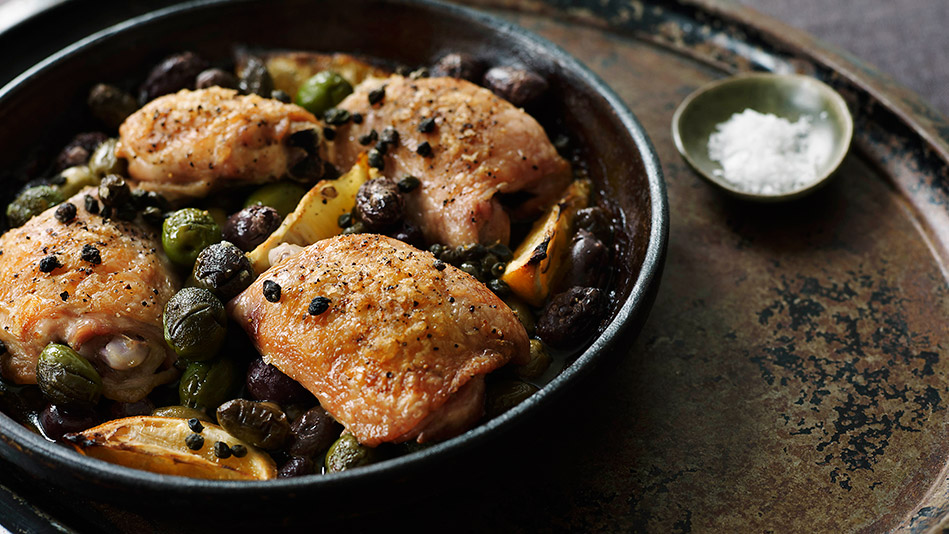 6 Ridiculously Delicious One-Pot Chicken Dinners to Try