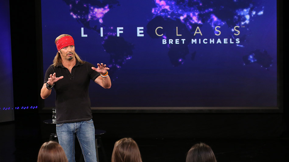 Full Episode: 'Lifeclass with Bret Michaels' - Video