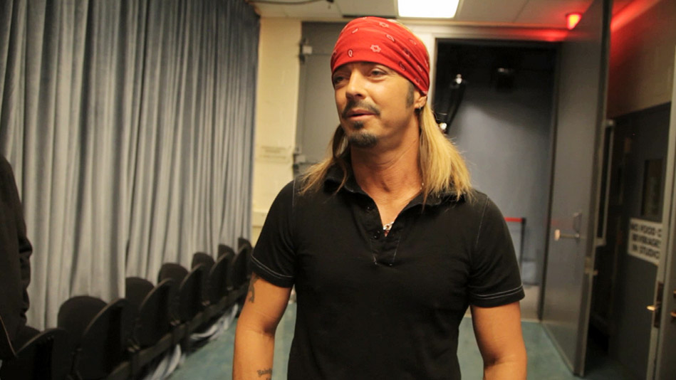 Exclusive: Behind the Scenes with Bret Michaels - Videos