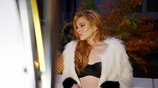 Lindsay's <i>Elle Indonesia</i> Photo Shoot Ends in Drama