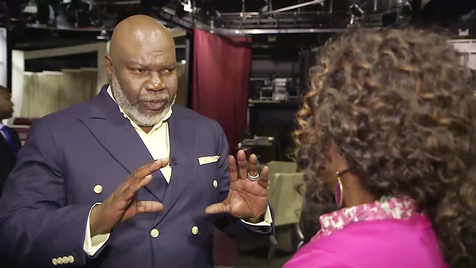 How Bishop T.D. Jakes Gets to the Truth in His Sermons - Video