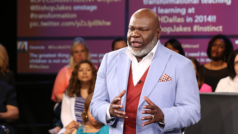 Bishop T.D. Jakes on the One Thing You Aren't Studying - Video