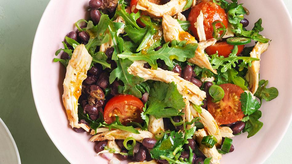 Arugula Chicken Salad
