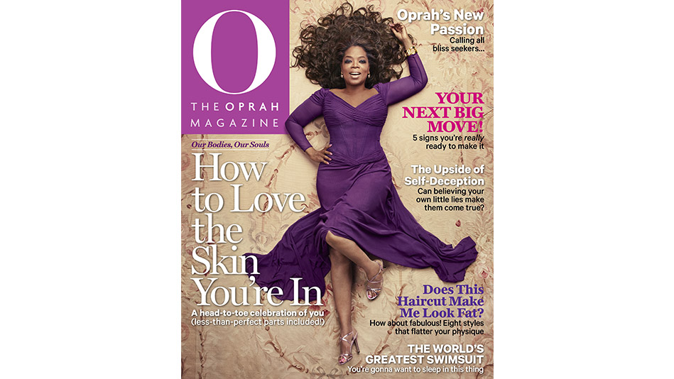 Oprah on Loving Your Body – O Magazine Body Issue