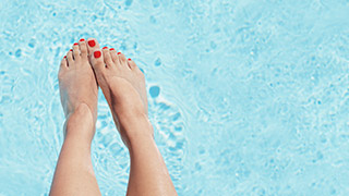 How to Get Your Feet Sandal-Ready (Without a Pricey Pedicure)