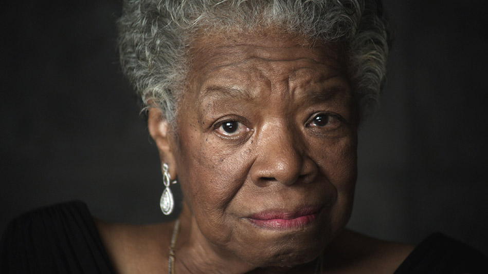 Dr. Maya Angelou on the Power of Words
