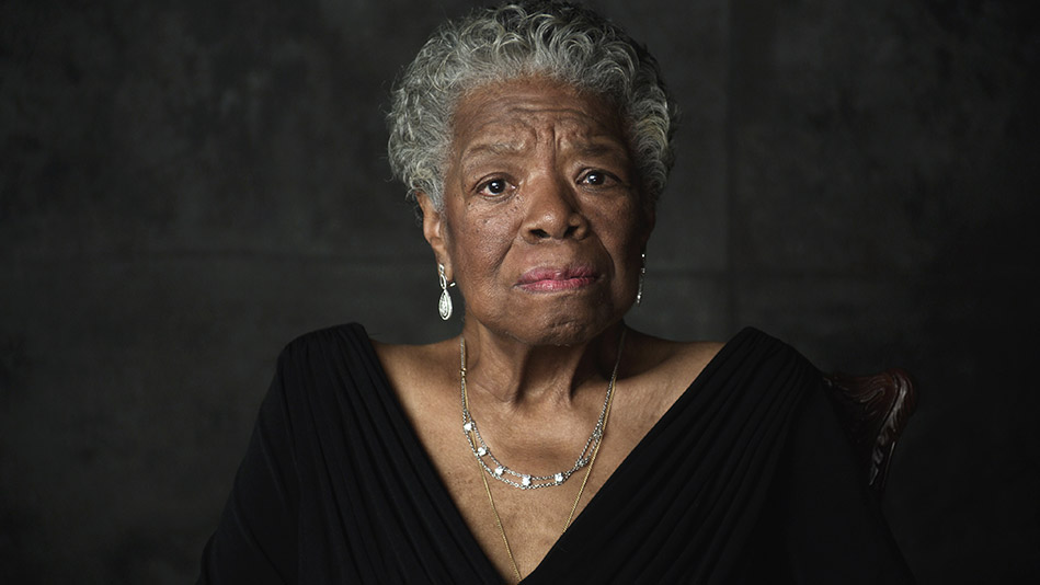 "Dr. Maya Angelou: ""Love Liberates"""