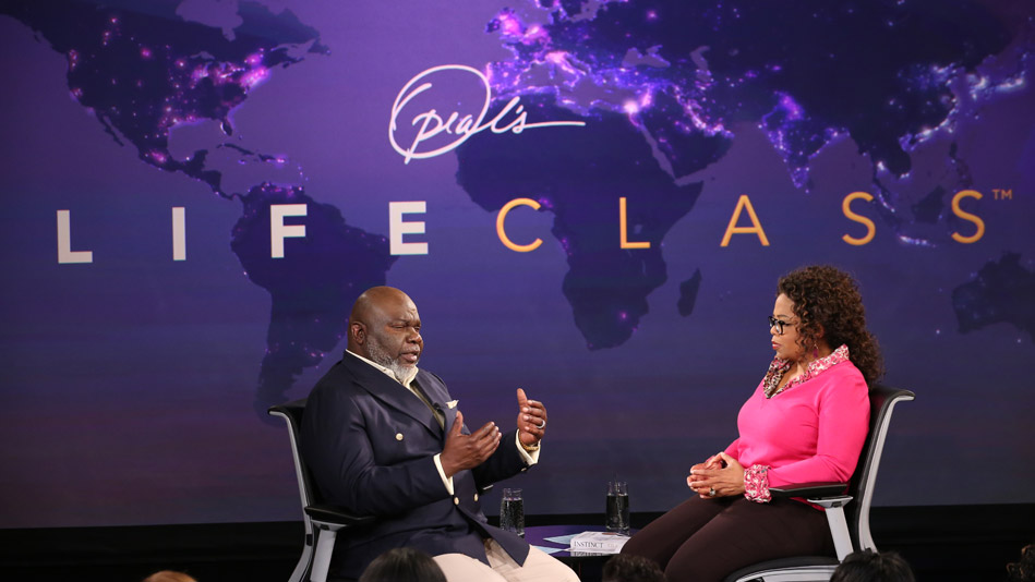 First Look: Unleash the Power of Your Instinct with Bishop T.D. Jakes