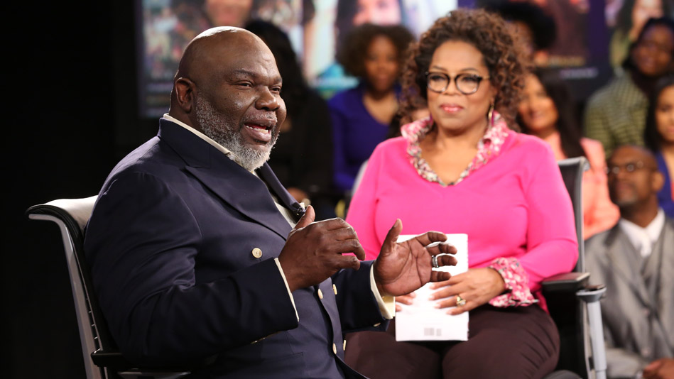 Bishop T.D. Jakes: What Sea Turtles Can Teach Us About Instinct-Video
