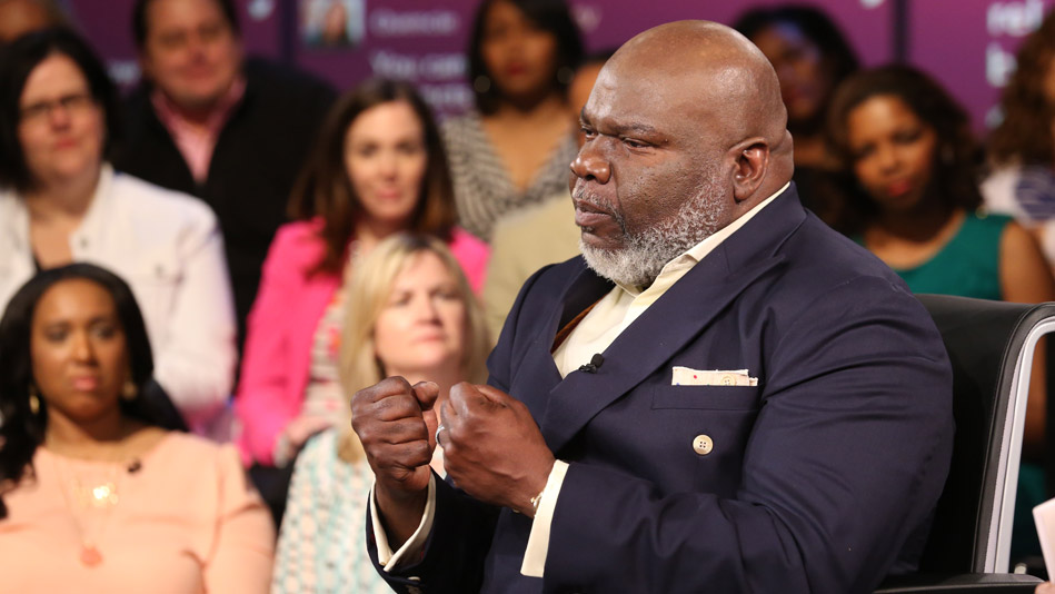 Bishop T.D. Jakes: Why Big Risks Have Big Rewards - Video
