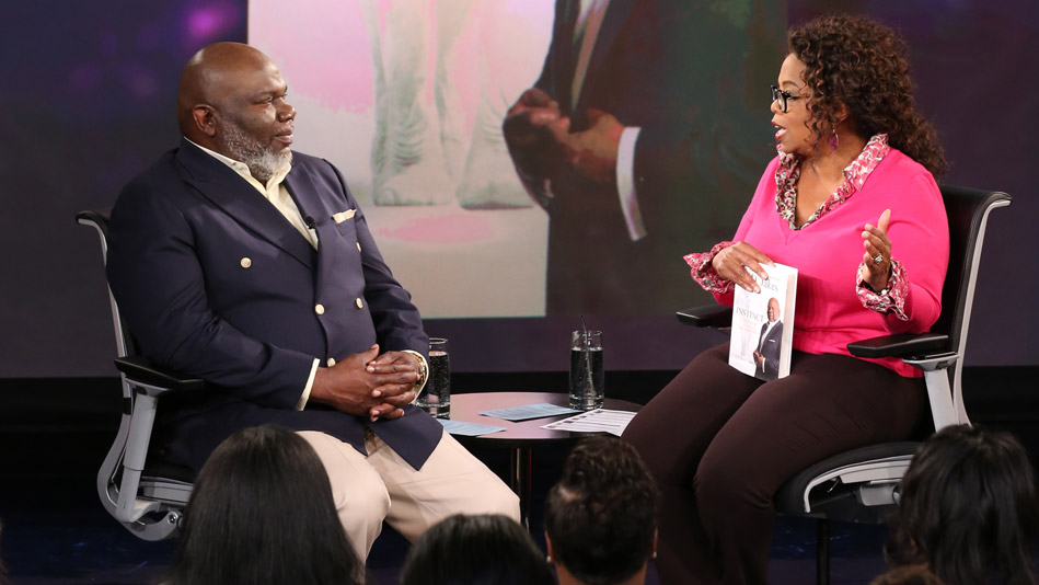 How Instinct Changed Oprah's Life - Video