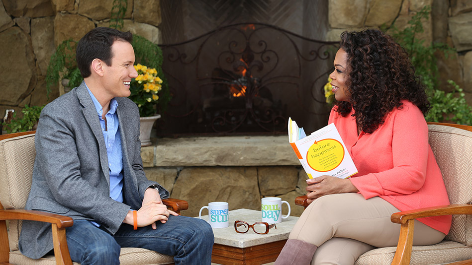 Oprah and Shawn Achor: The Secrets of Happy People, Parts 1 and 2