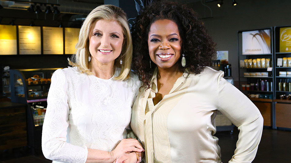 Full Episode: Oprah & Arianna Huffington on Her Big Wake-Up Call