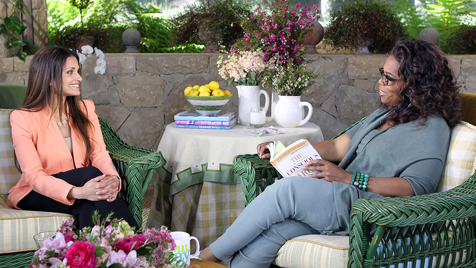 First Look: Oprah and Dr. Shefali Tsabary on Conscious Parenting