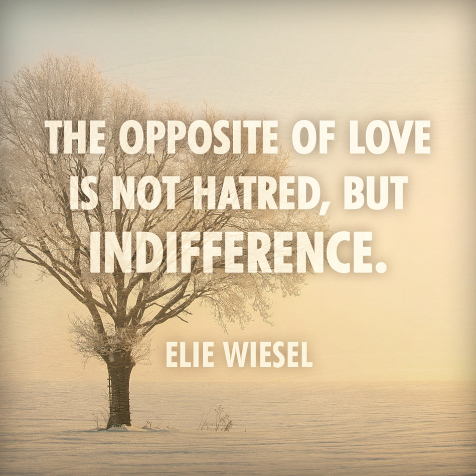 quotes on indifference elie wiesel quotesgram