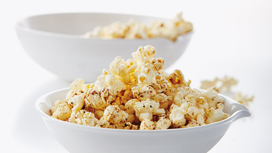 Sweet-and-Spicy Popcorn