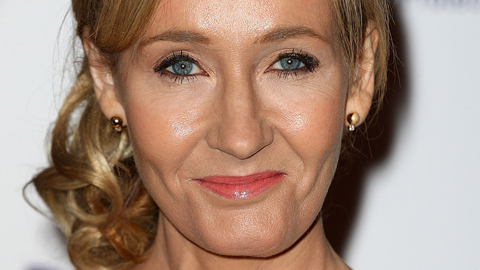 What's on J.K. Rowling's Bookshelf?