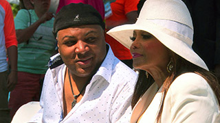La Toya and Jeffré: From Friendship to Love
