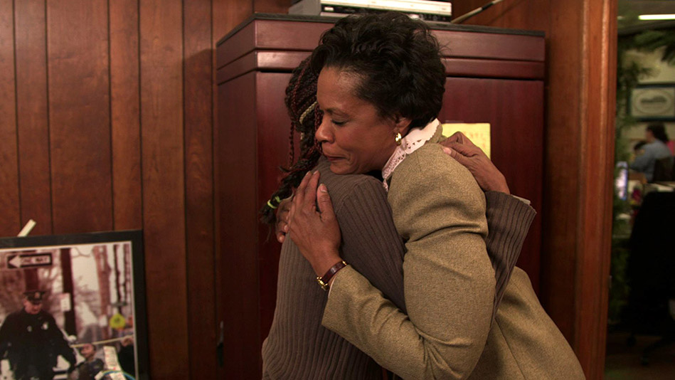 Jackie's Tearful Reunion with her Rescuer