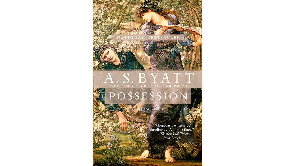 Guardian book club: Possession by AS Byatt